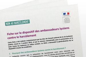 Dispositif des ambassadeurs